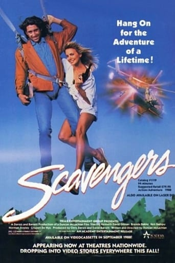 Poster of Scavengers