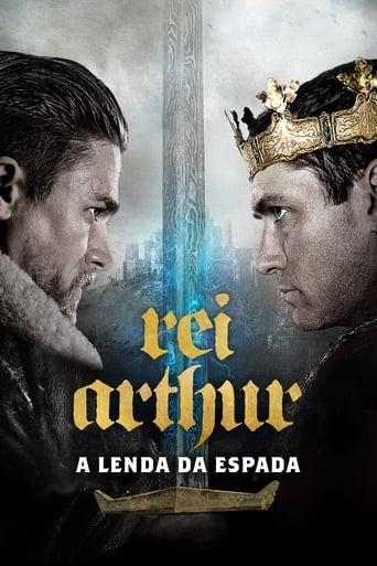 Rei Arthur: A Lenda da Espada - Poster