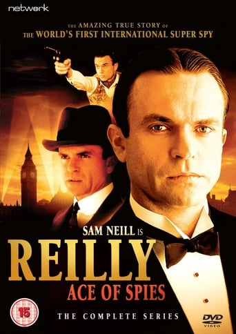 Poster of Reilly, Ace of Spies