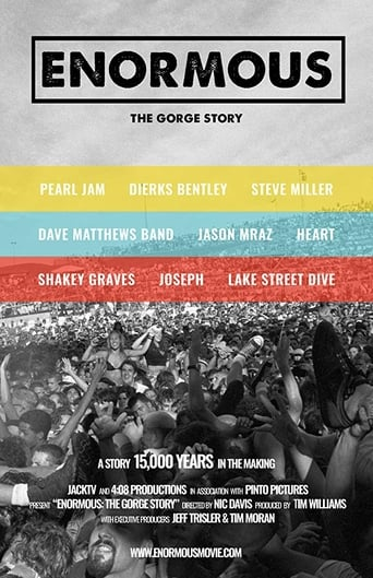 Enormous: The Gorge Story
