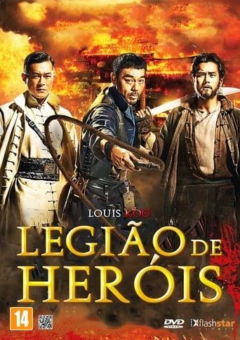 Legião de Heróis - Poster