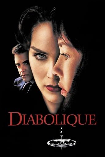 Diabolique - Poster