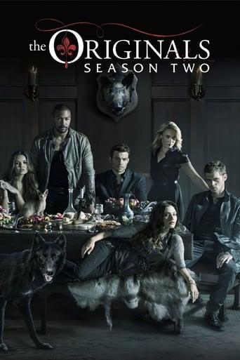 Os Originais 2ª Temporada - Poster