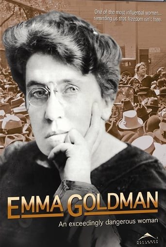 Poster of Emma Goldman: An Exceedingly Dangerous Woman