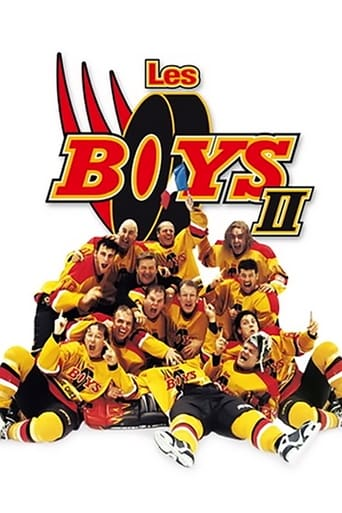 Poster of Les Boys II