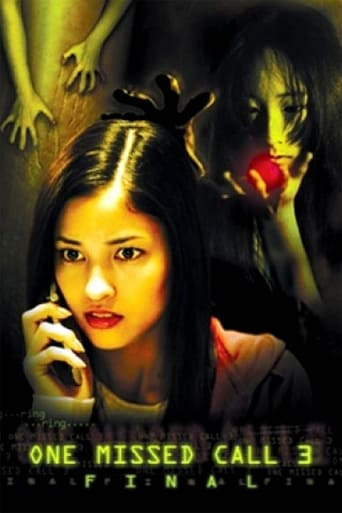 Poster of One Missed Call 3: Final