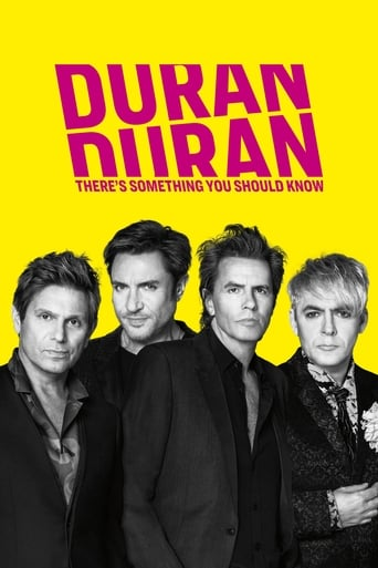 Image Duran Duran: There's Something You Should Know