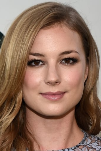 Emily VanCamp alias Sharon Carter / Agent 13