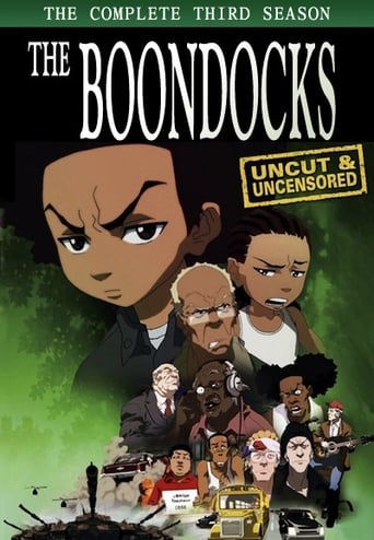Tvraven the boondocks full episodes free online - Boondocks season download ...