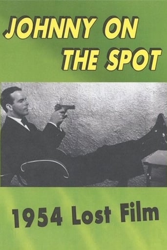 Poster of Johnny-on-the-Spot