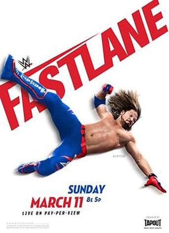 Poster of WWE Fastlane 2018
