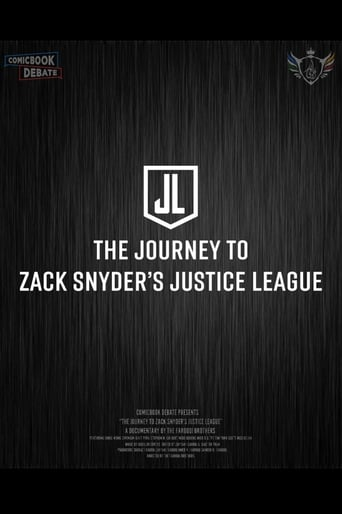 The Journey To Zack Snyder's Justice League