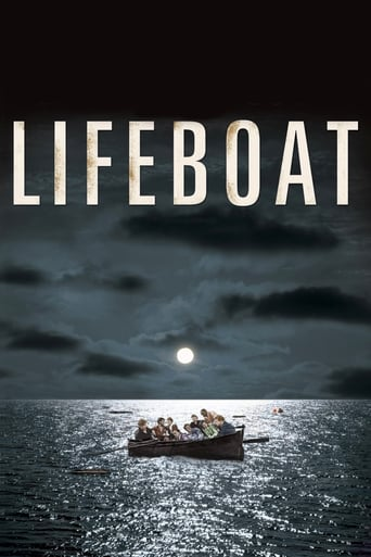 Poster of Lifeboat