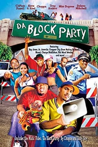 Poster of Da Block Party