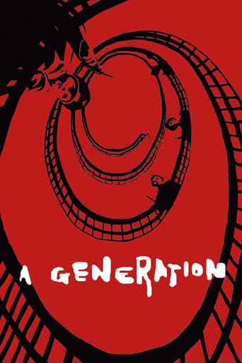 Poster of A Generation
