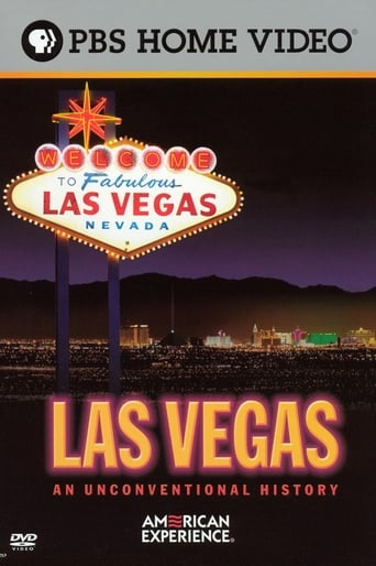 Las Vegas: An Unconventional History: Part 1 - Sin City Movie Poster