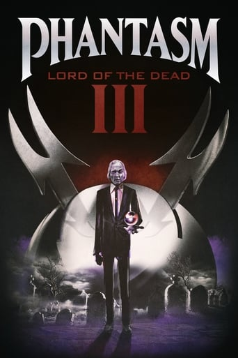 Poster of Phantasm III: Lord of the Dead