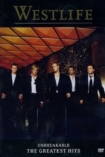 Poster of Westlife: Unbreakable - Greatest Hits