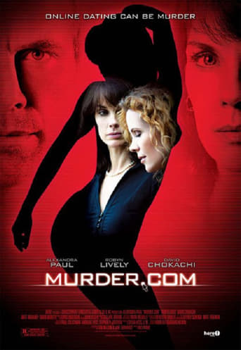 Poster of Murder.com