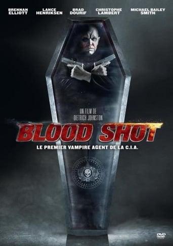 Blood Shot (2013) - poster