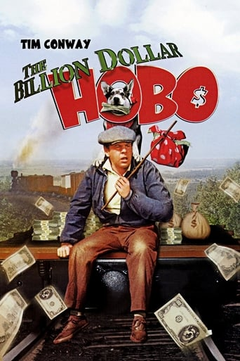 Poster of The Billion Dollar Hobo