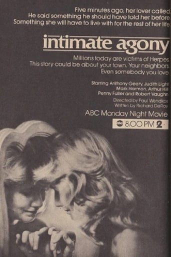 Poster of Intimate Agony
