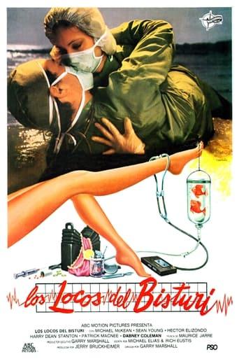 Poster of Los locos del bisturí