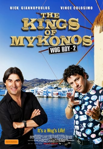 Poster of The Kings of Mykonos