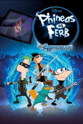 Phineas og Ferb: I den 2. dimensjon