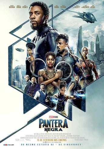 Baixar Pantera Negra Torrent (2018) Dublado / Dual Áudio 5.1 BluRay 720p | 1080p Download