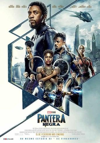Baixar Pantera Negra Torrent (2018) Dublado / Dual Áudio 5.1 BluRay 720p | 1080p Download