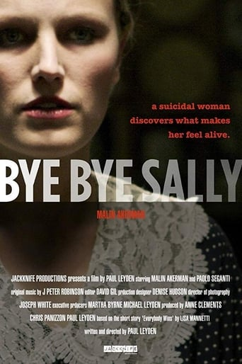 Poster of Bye Bye Sally