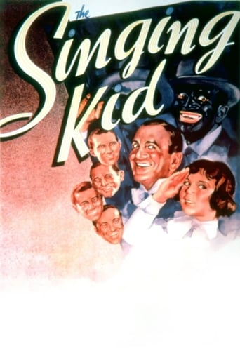 Poster of The Singing Kid