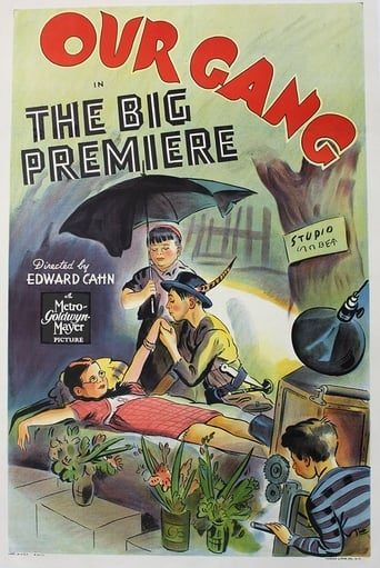 Poster of The Big Premiere