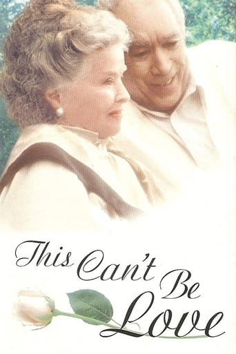 Poster of This Can't Be Love