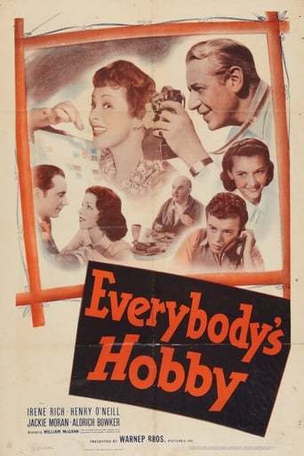 Poster of Everybody's Hobby