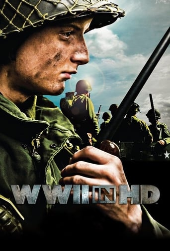 WWII in HD - Dokumentarfilm / 2009 / 1 Staffel