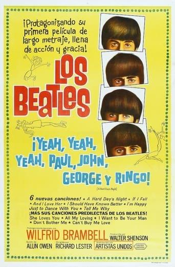Poster of ¡Qué noche la de aquel día!