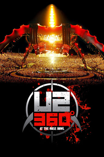 Film U2 360° - Živě z Rose Bowl