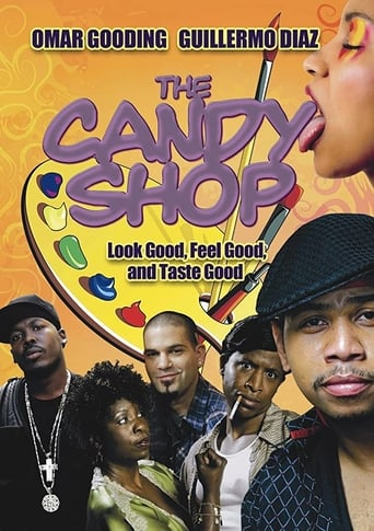 Poster of The Candy Shop