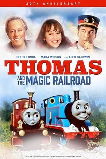 Thomas And The Magic Railroad [20th Anniversary Edition] image