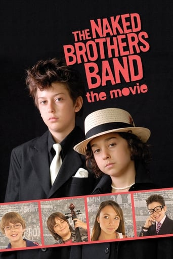 Poster of The Naked Brothers Band: The Movie
