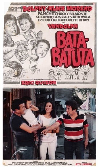 Poster of Bata-batuta