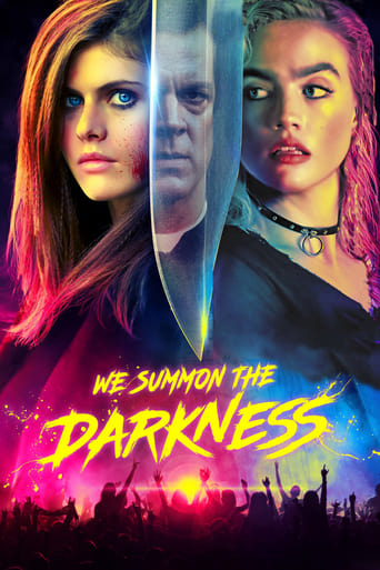 poster of We Summon the Darkness