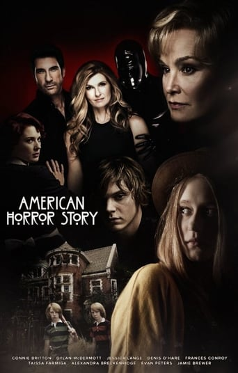 Poster of Behind the Fright: The Making of American Horror Story