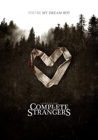 Complete Strangers Poster