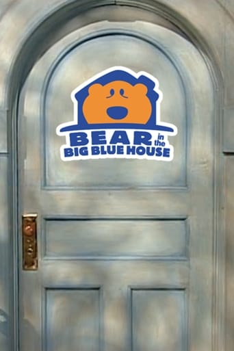 Poster of Bear in the Big Blue House