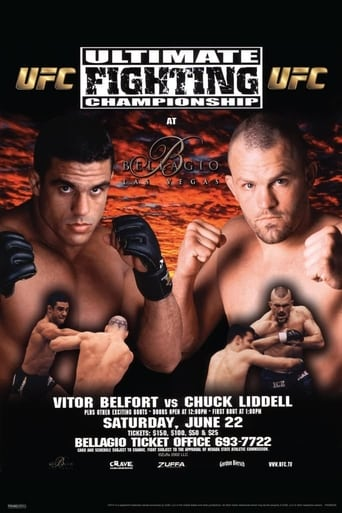 Poster of UFC 37.5: As Real As It Gets