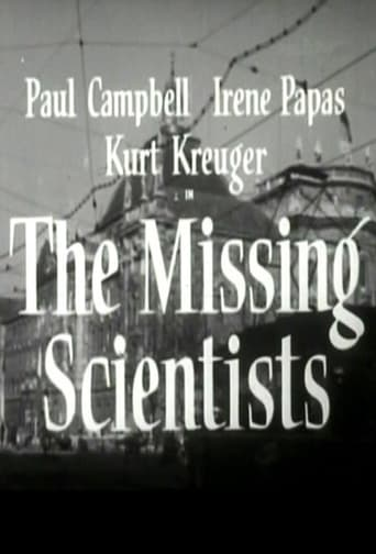 Poster of The Missing Scientists