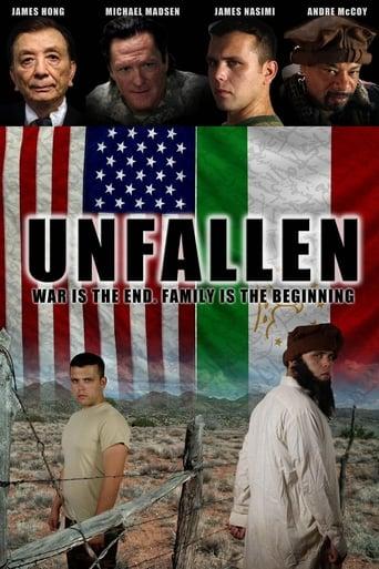 Poster of Unfallen